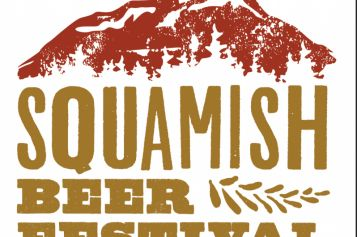 Celebrate With The Squamish Beer Festival and 40 Breweries July 9th.