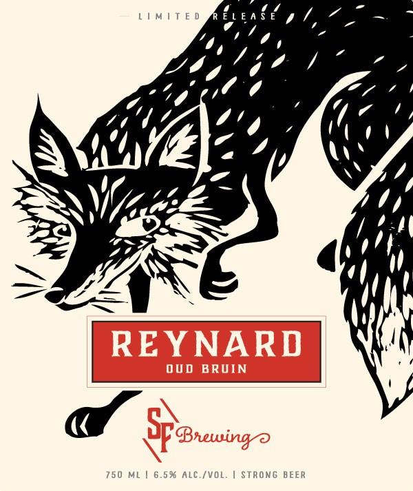 Strange Fellows Reynard Oud Bruin