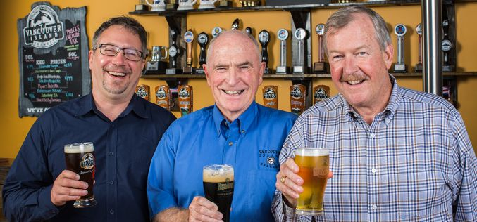 Vancouver Island Brewery Sold To Muskoka Brewery Owner – Tim Barnes Takes On Lead Role