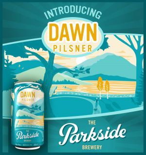 Parkside Brewery Dawn Pilsner