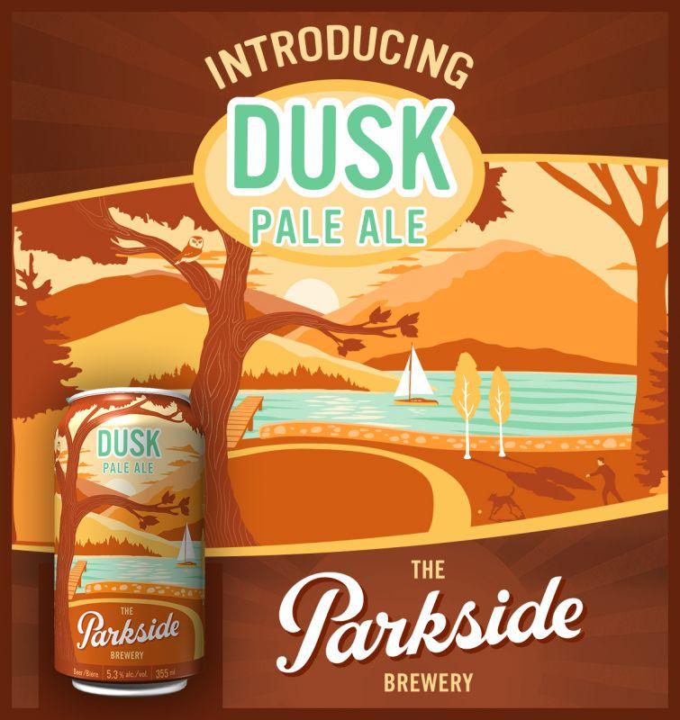Parkside Brewery Dusk Pale Ale