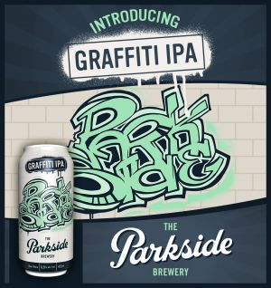 Parkside Brewery Graffiti IPA