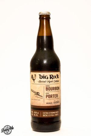 Big Rock Brewing Barrel Aged Porter Bottle