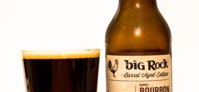 Big Rock Brewery – Barrel Aged Porter