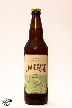 Dageraad Blonde IPA Bottle
