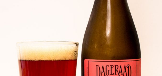 Dageraad and Brassneck Collaboration Uncomfortable Silence Dark Belgian Ale
