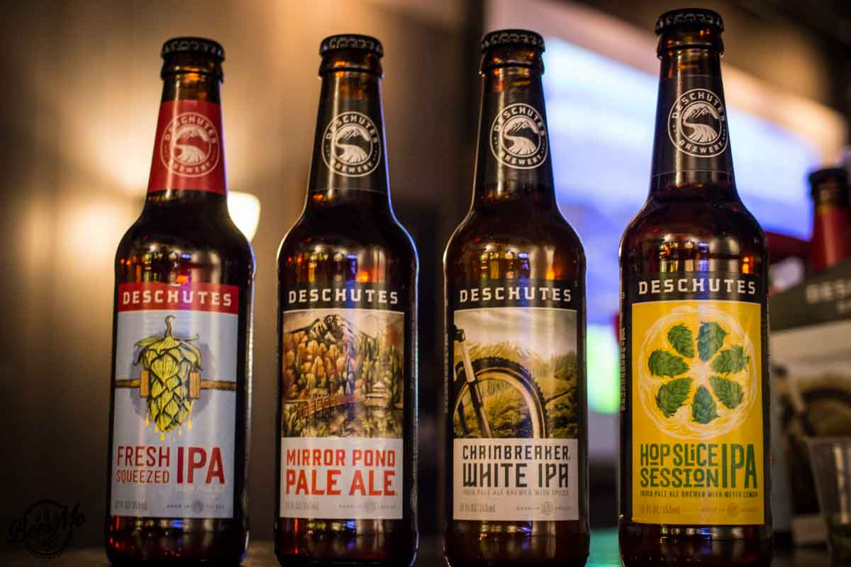 Deschutes University Vancouver 2016 Core Lineup