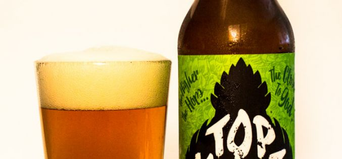 Mission Springs Brewing Company – Top Knot IPA