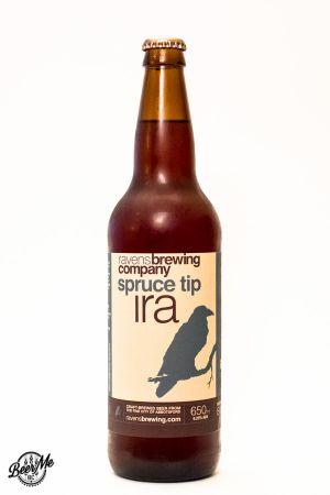 Ravens Brewing Spruce Tip IRA Bottle