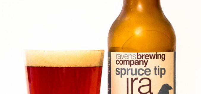 Ravens Brewing – Spruce Tip IRA