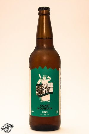 Sherwood Mountain Pilsner Bottle