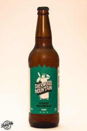 Sherwood Mountain Pilsner Bottle