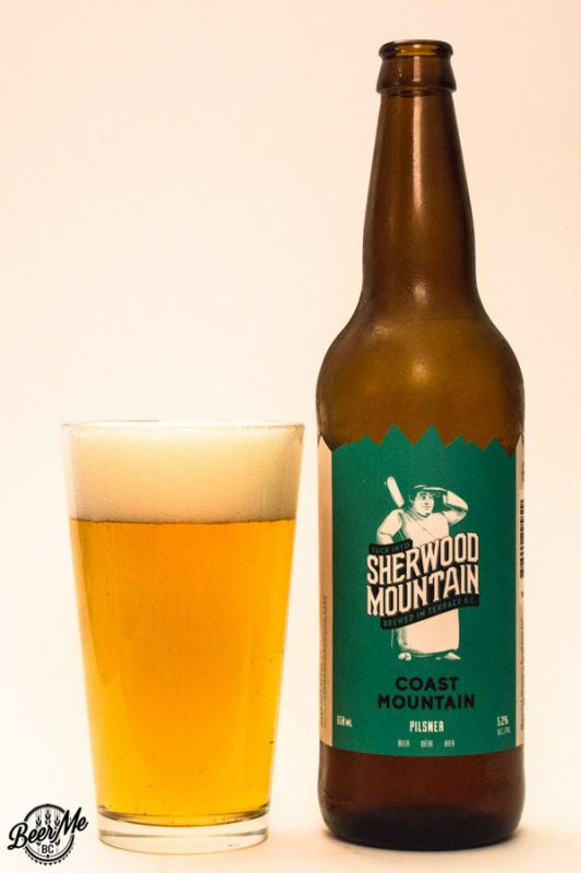 Sherwood Mountain Pilsner