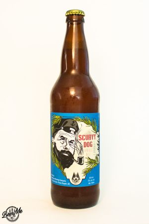 Wheelhouse Brewing Scurvy Dog Spruce Ale Bottle