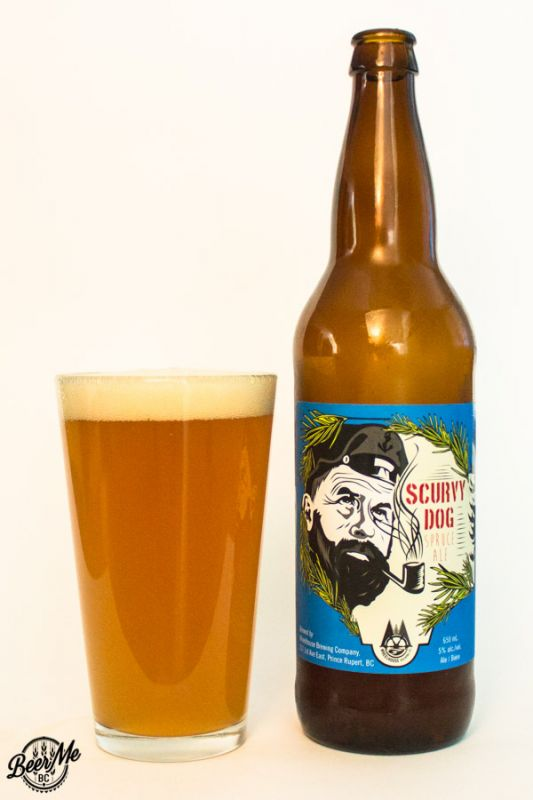 Wheelhouse Brewing Scurvy Dog Spruce Ale