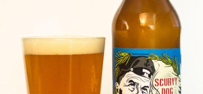 Wheelhouse Brewing Company – Scurvy Dog Spruce Ale