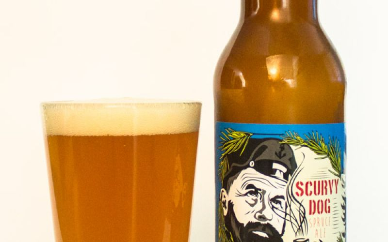 Wheelhouse Brewing Company – Scurvy Dog Spruce Ale