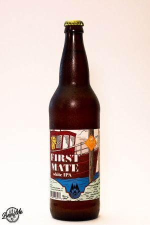 Wheelhouse Brewing First Mate White IPA Bottle