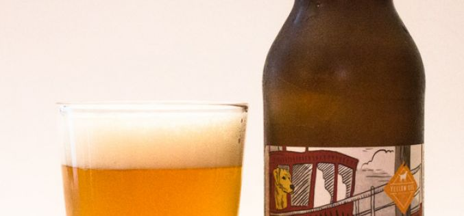 Wheelhouse and Yellow Dog Brewing Collaboration First Mate White IPA