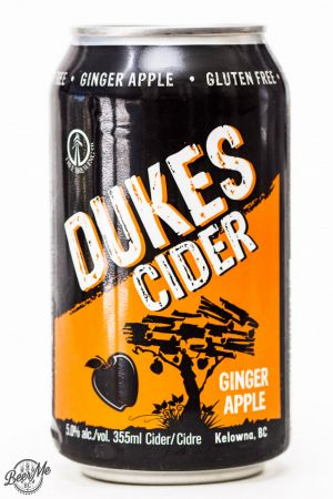Dukes Cider - Ginger Apple Review