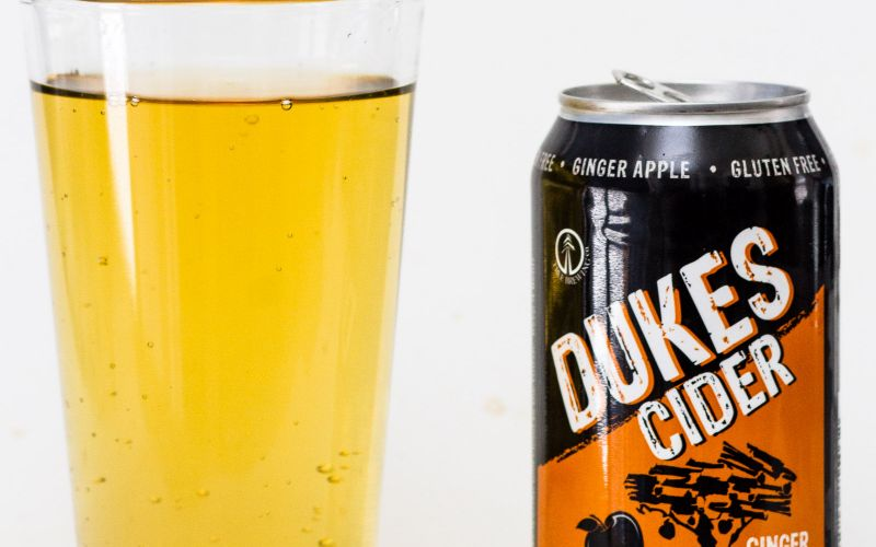 Tree Brewing Co. – Dukes Ginger Apple Cider