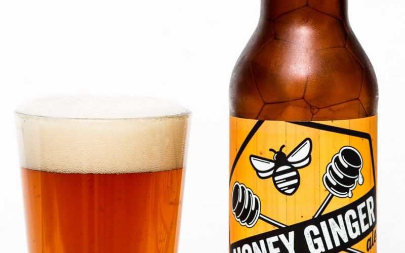 Off The Rail Brewing Co. – Honey Ginger Ale