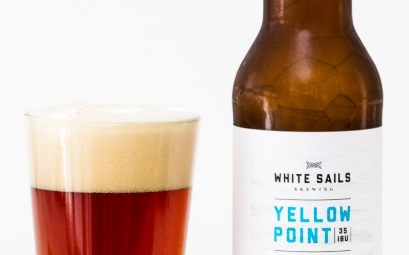 White Sails Brewing Co. – Yellow Point Pale Ale