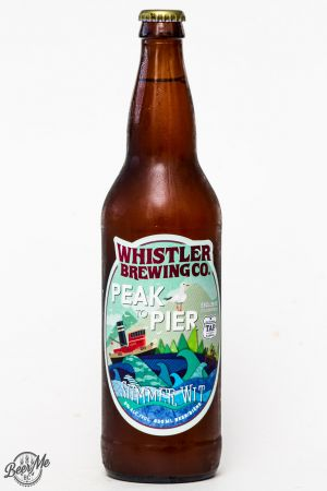 Whistler Brewing - Peak To Pier Summer Wit Review