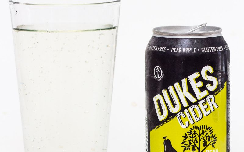 Tree Brewing Co. – Duke's Pear Apple Cider