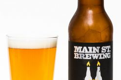 Main St. Brewing Co. – 2nd Anniversary Double IPA