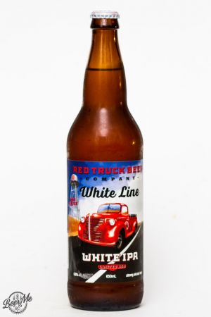 Red Truck Brewing White Line IPA Review