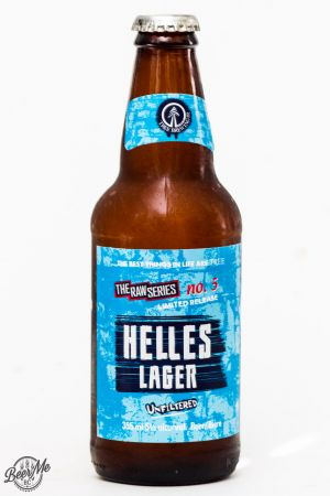 Tree Brewing Raw Series Helles Lager Review