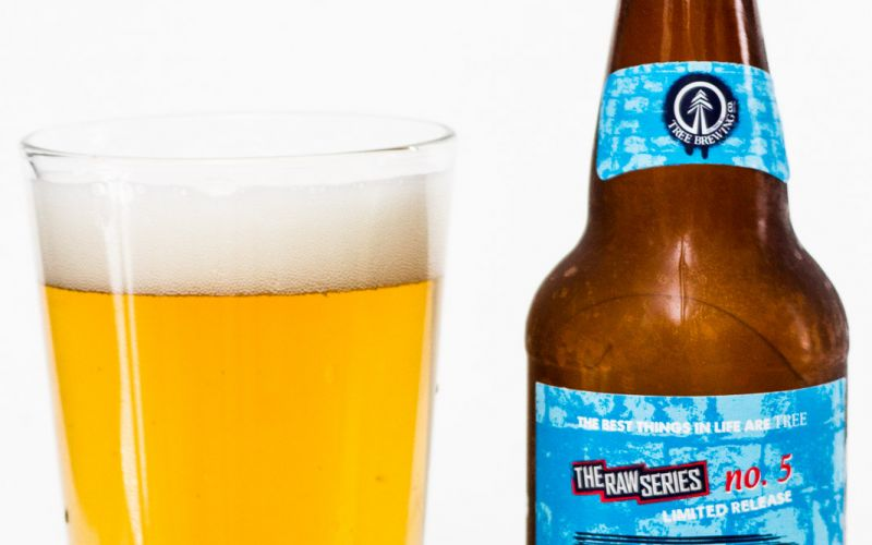 Tree Brewing Co. – Raw Series Helles Lager
