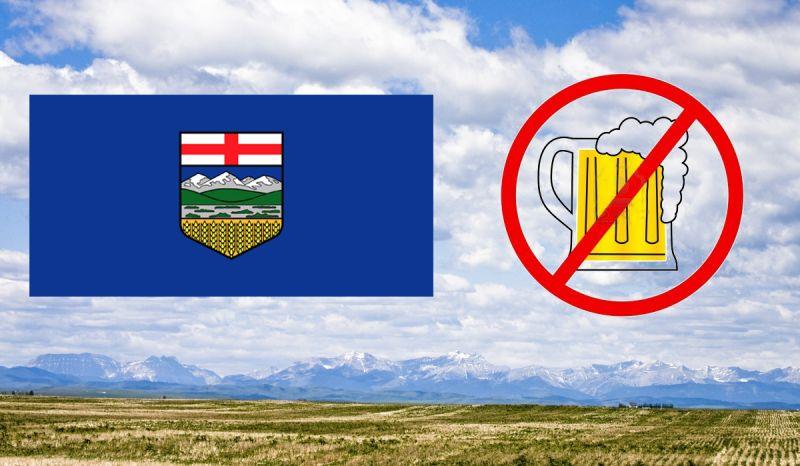 Alberta Says No To Craft Beer