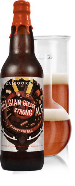 Category 12 Barrel Holder Golden Ale
