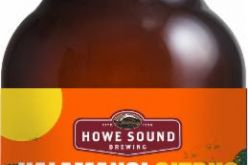 Howe Sound Brewing Releases Kalamansi Citrus Blonde Ale