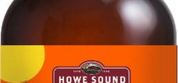 Howe Sound Brewing Releases Kalamansi Citrus Blonde Ale