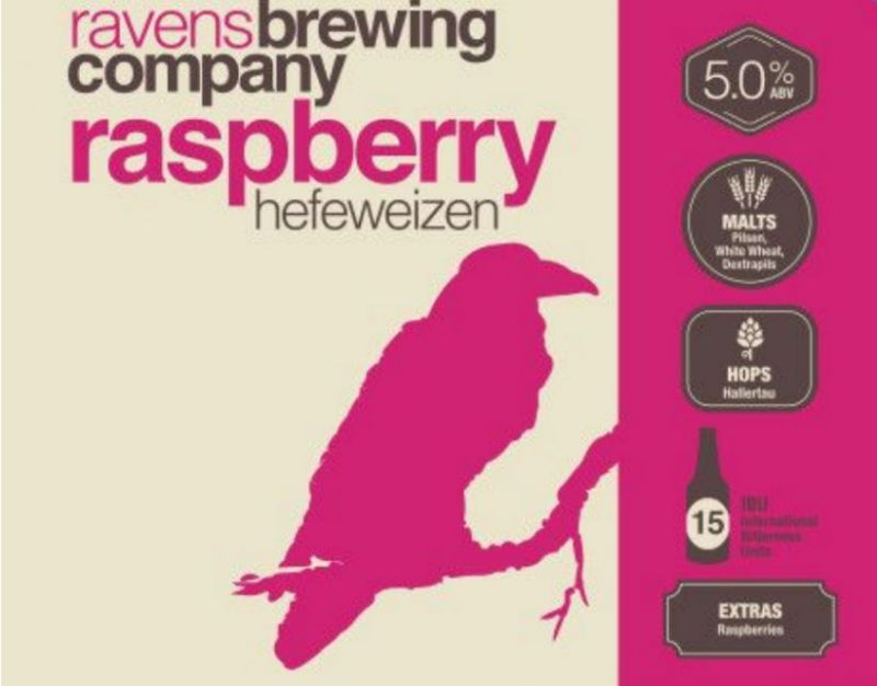 Ravens Raspberry Hefeweizen