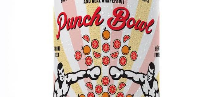Russell Punch Bowl Grapefruit IPA Released in Tall Cans