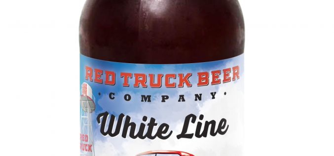 Red Truck Extends IPA Offering With White Line White IPA