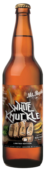 Mt Begbie Brewing White Knuckle IPA