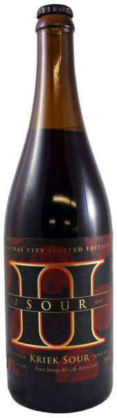 Central City Wood Aged Sour Kriek II