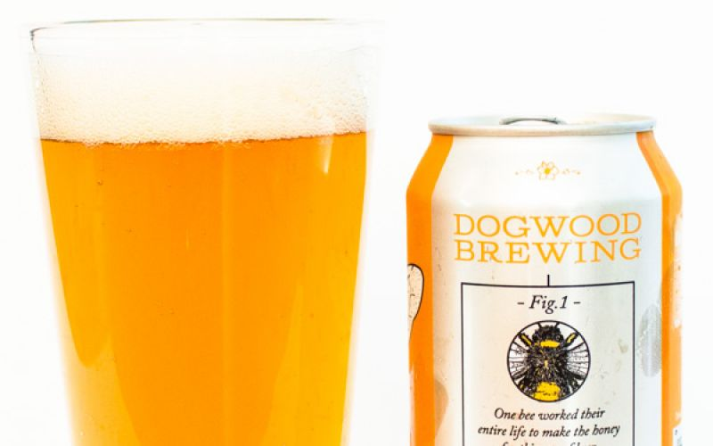 Dogwood Brewing – Organic Honey Lager