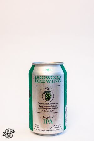 Dogwood Brewing Organic IPA Can