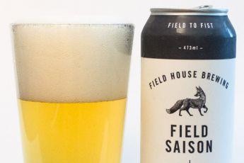 Fieldhouse Brewing – Field Saison
