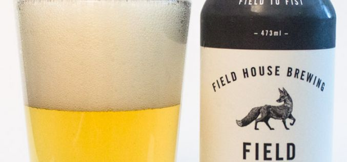 Fieldhouse Brewing – Field Saison