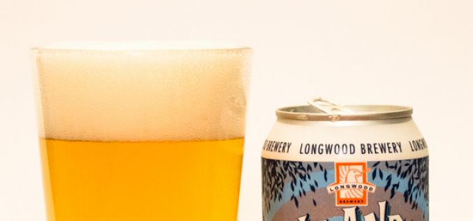 Longwood Brewery- Island Time Lager
