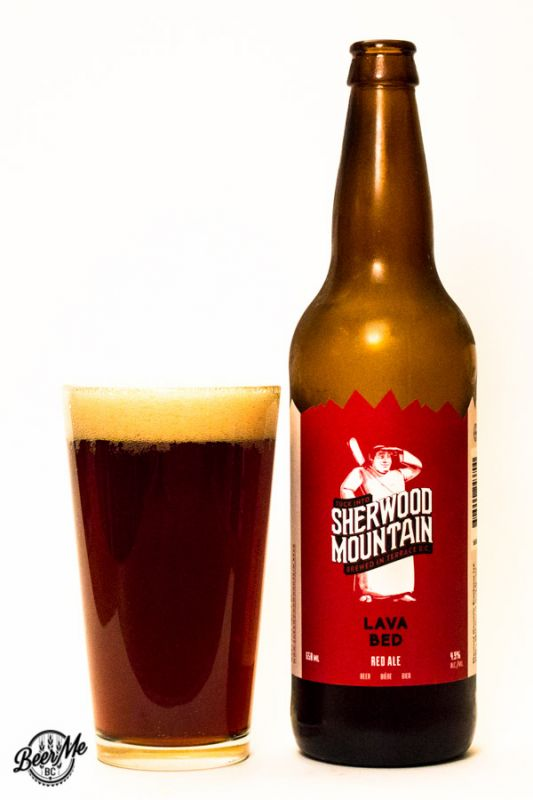 Sherwood Mountain Brewing Lava Bed Red Ale