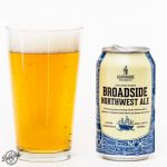 Lighthouse Brewing Broadside Northwest Ale Review