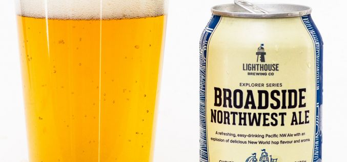 Lighthouse Brewing Co. – Broadside Northwest Ale